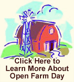 Click Here to Learn More About Open Farm Day